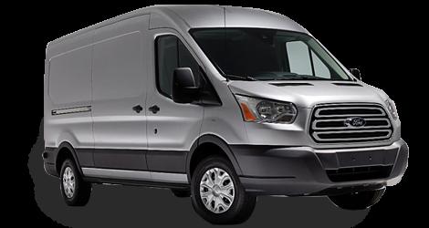 Noleggio furgone Ford Transit in provincia di cuneo a basso costo