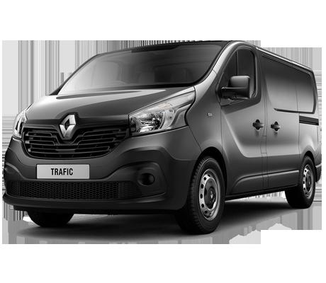 Noleggia un Renault New Trafic