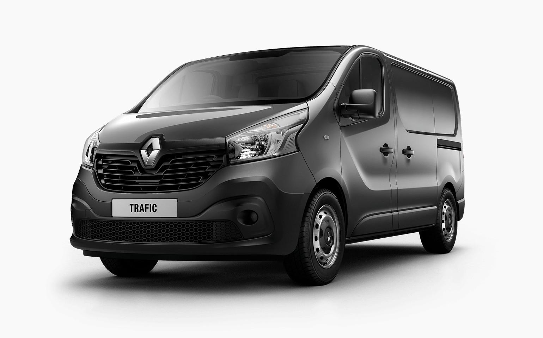 Noleggio pulmino 9 posti Renault New Trafic